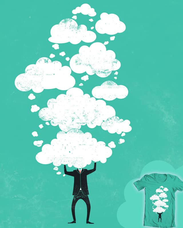 The Overthinker by angelatag on Threadless