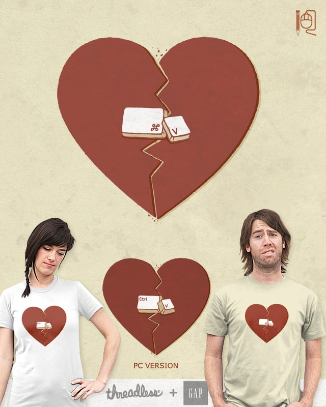 How to mend a broken heart by rodrigobhz on Threadless