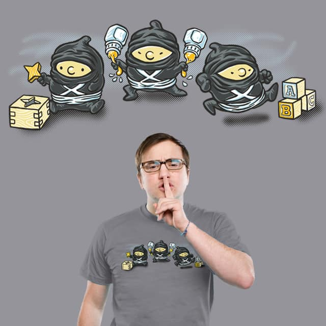Early Training by herky on Threadless