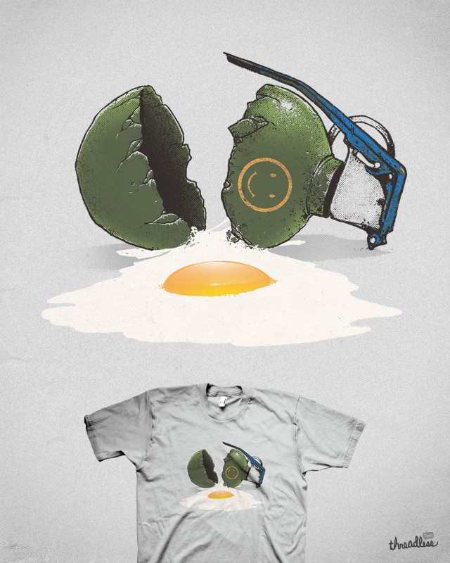 Eggsplosion by digitalcarbine on Threadless