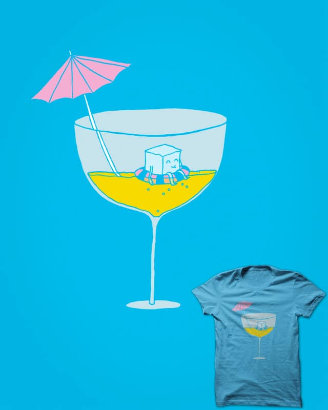 Summer Cocktail by Calvin Wu on Threadless