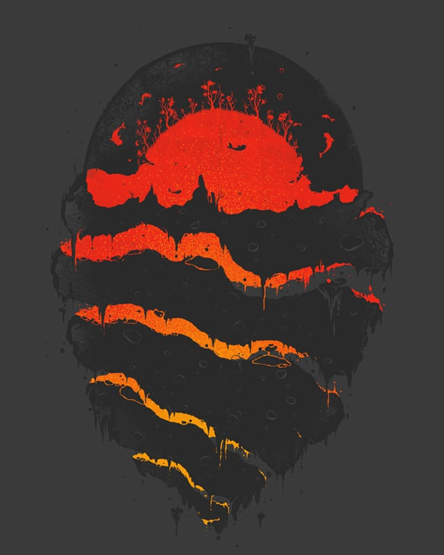 Feel The Heat by robsonborges on Threadless