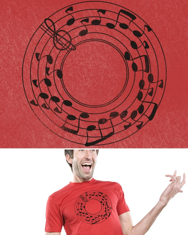 endless anthem by soe on Threadless