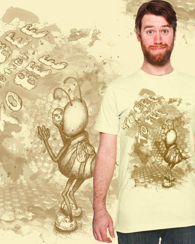 To bee or not to bee by otacoiza on Threadless