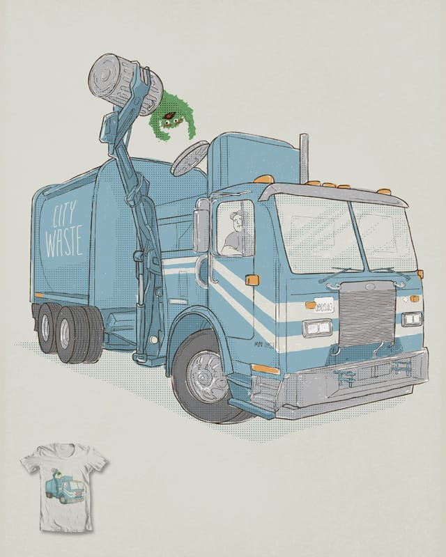 Curbside Pickup by Numinous on Threadless