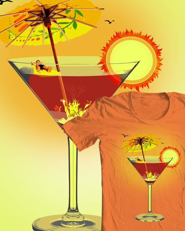 Summer... by Vak on Threadless