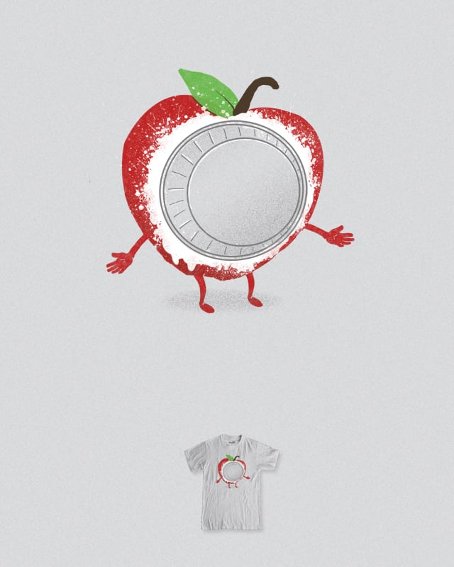 Apple Pied by murraymullet on Threadless