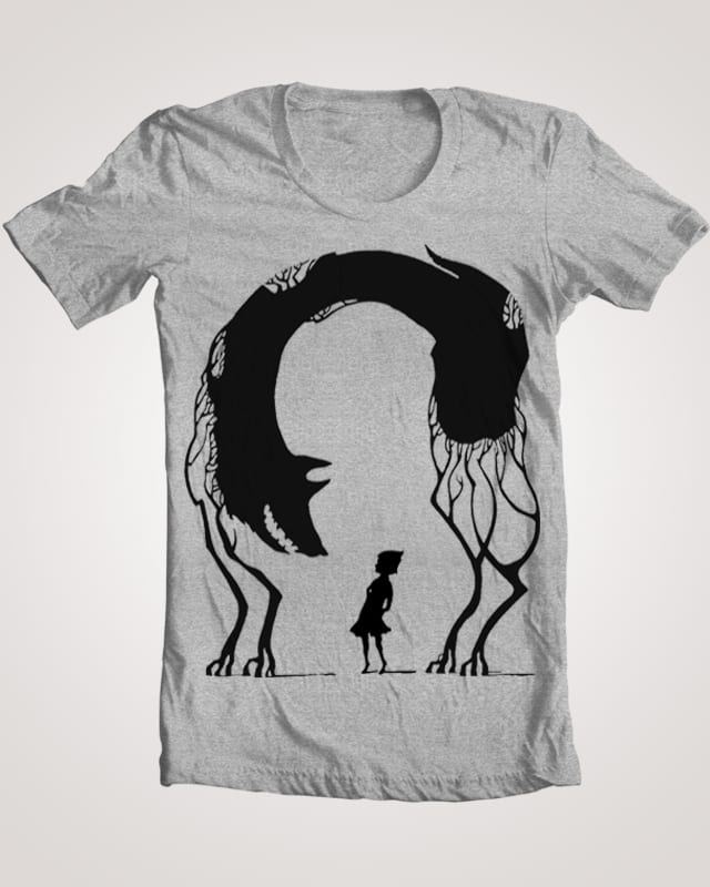 Don`t Go Into The Woods by anton.ostroukhov on Threadless