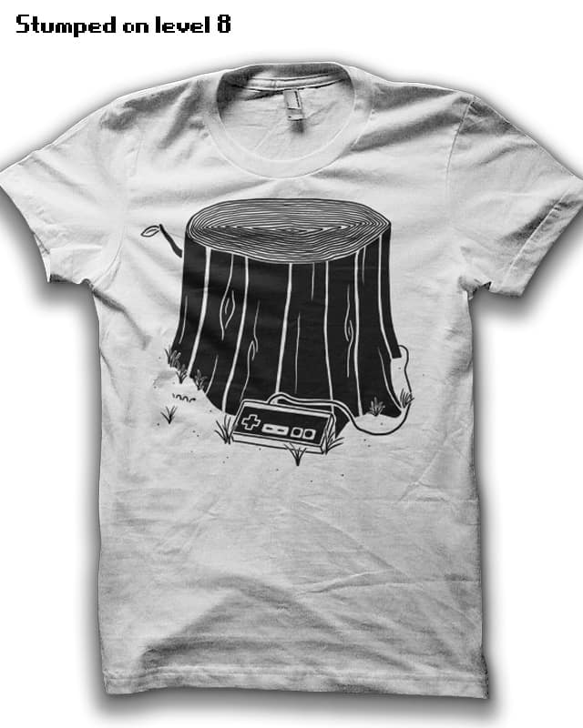 Stumped on level 8 by Mosquito88 on Threadless