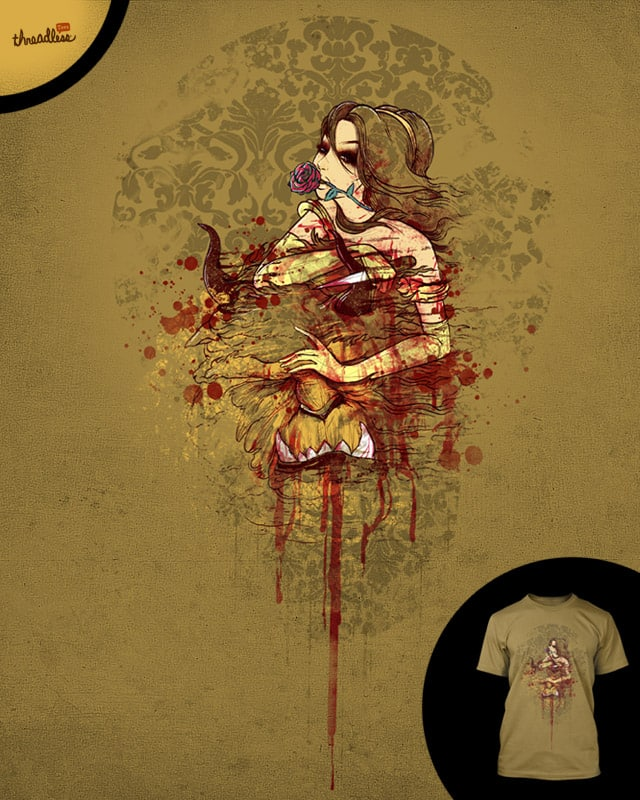 Beautiful Killer by anwarrafiee on Threadless