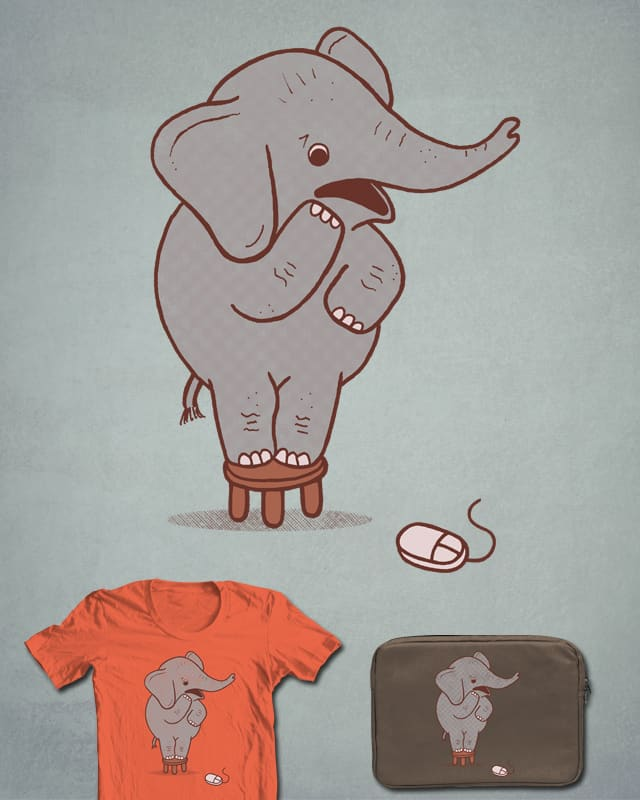 Irrational Fears by myteemo on Threadless