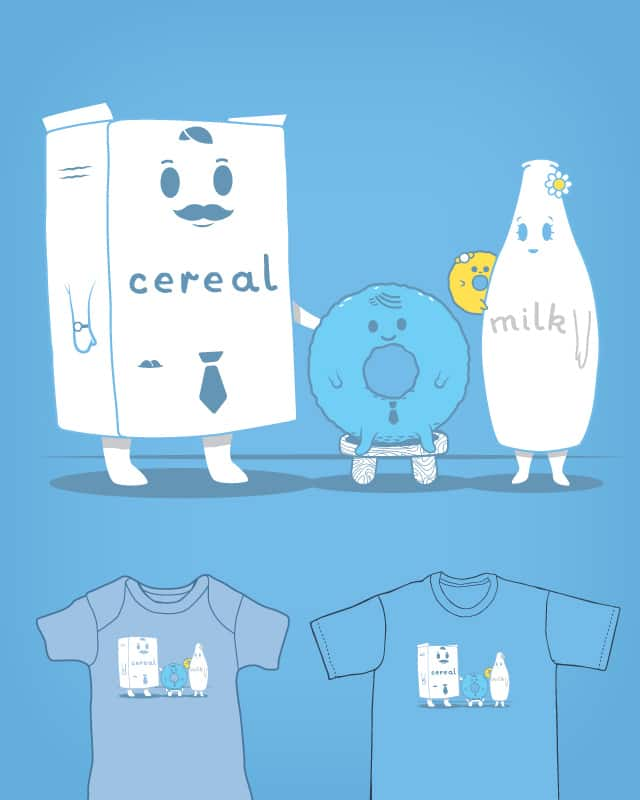 Healthy Family by 3rick05 on Threadless