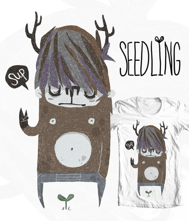 Seedling by yoii on Threadless