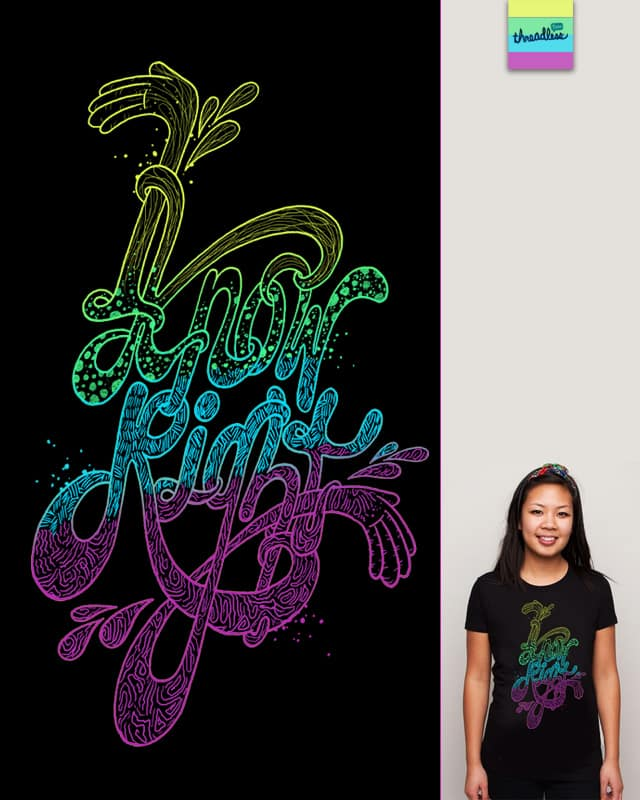I Know Right by anwarrafiee on Threadless