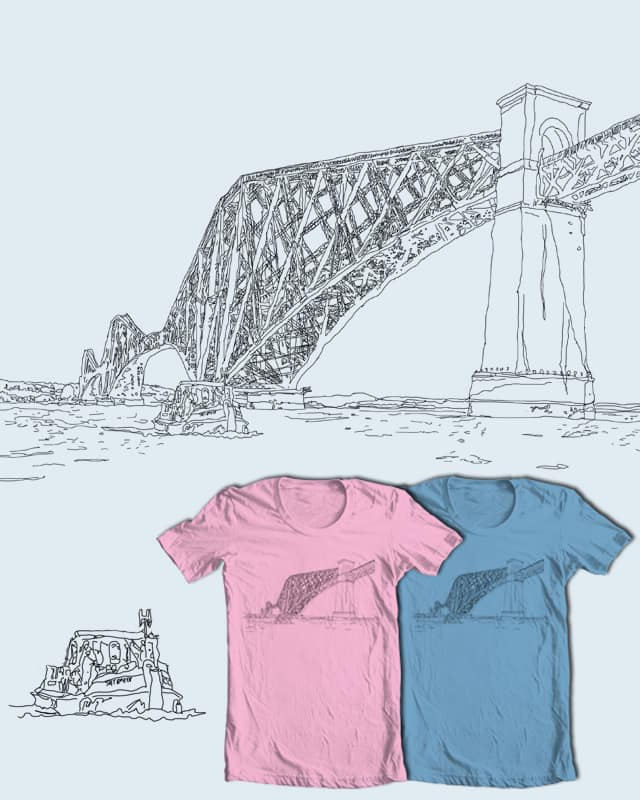 The Bridge by RMBlueprint on Threadless