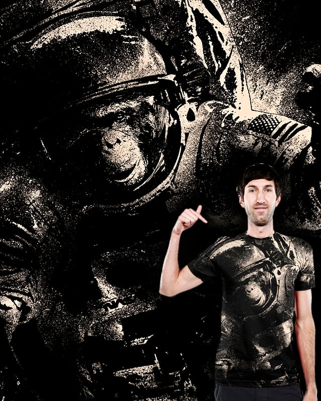 Lost in Space by nicebleed on Threadless