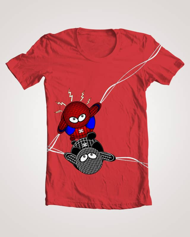 Spider Chubby by AWOwens on Threadless