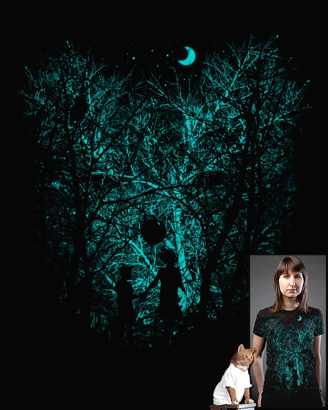 Into the Woods by nicebleed on Threadless