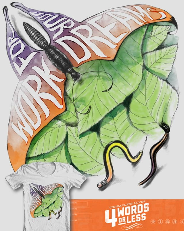 Graphite Butterfly by rompetelcuero on Threadless