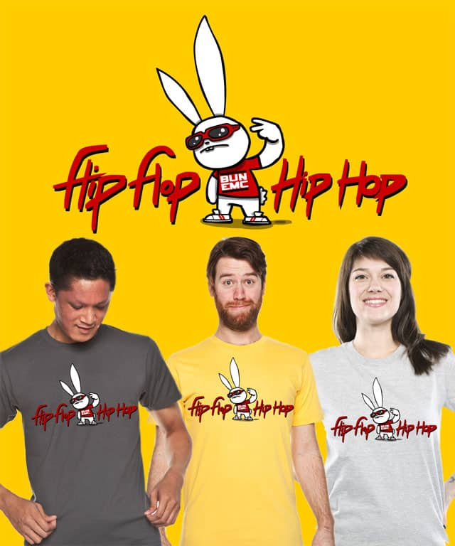 flip flop hip hop by Jimi1974 on Threadless