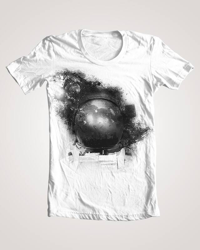Swim in Space by ColdDegree on Threadless