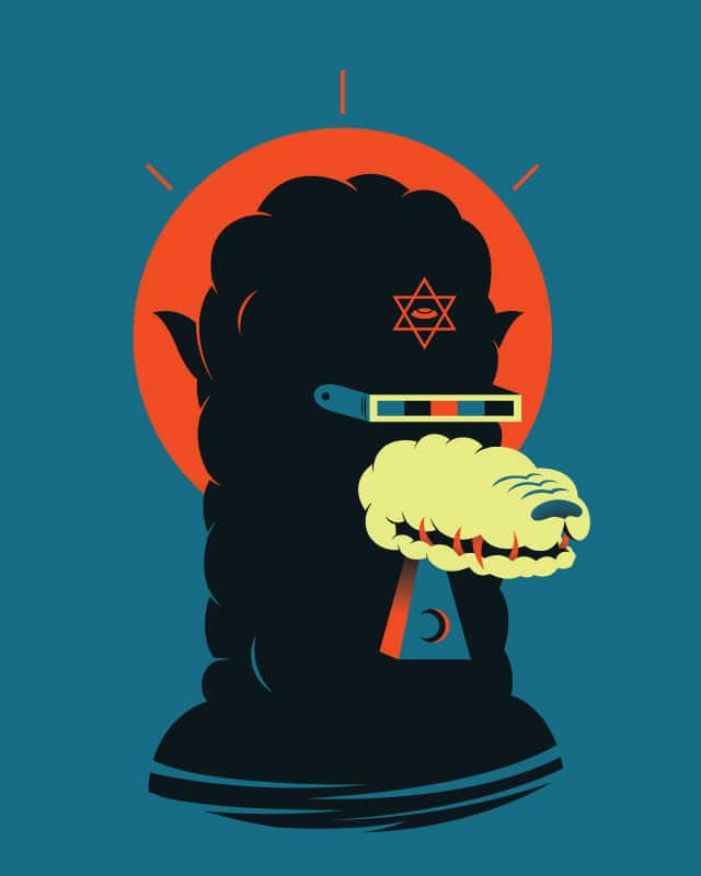 God of the Hype by Matchola on Threadless