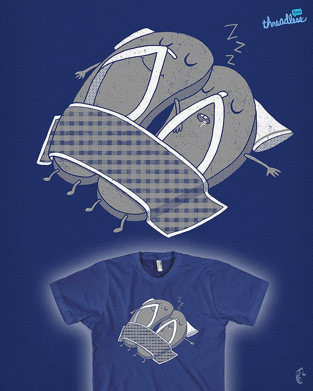 'sleep'pers by dzeri29 on Threadless