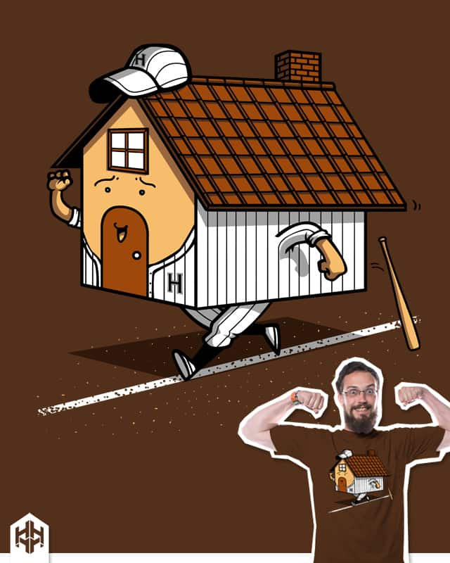 home run by sayahelmi on Threadless