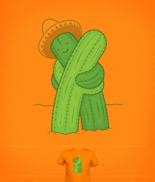 Amigos by Malhat06 on Threadless