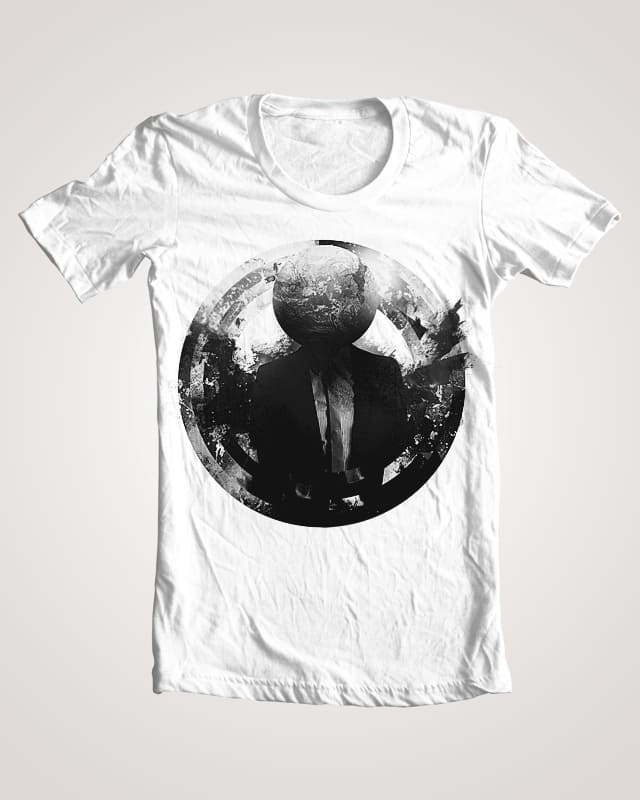 We are Breaking by ColdDegree on Threadless