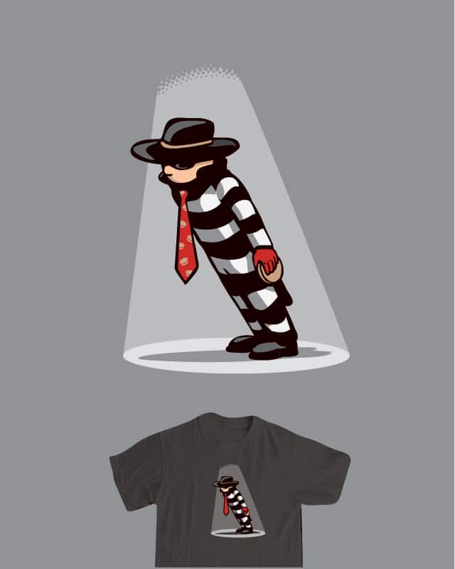 Smooth Criminal by nathanwpyle at gmail.com on Threadless