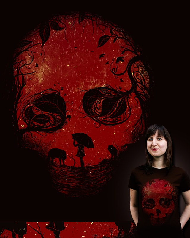 Red Encounter by nicebleed on Threadless