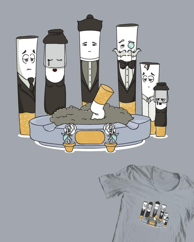 RIP by DonnieArt on Threadless