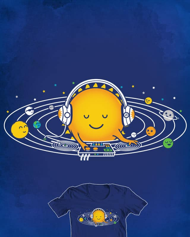 Solar System Mix by 3rick05 on Threadless