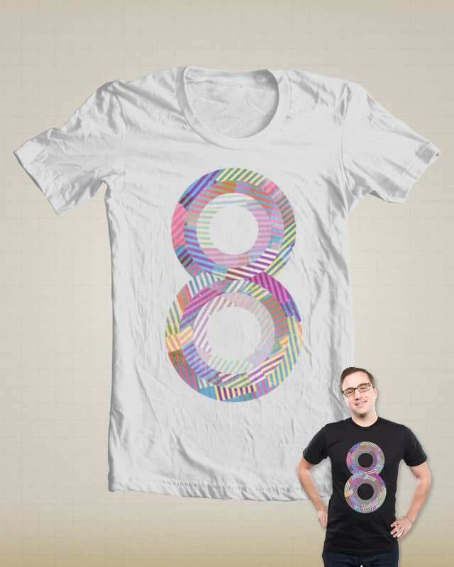 Lucky Number by funkie fresh on Threadless
