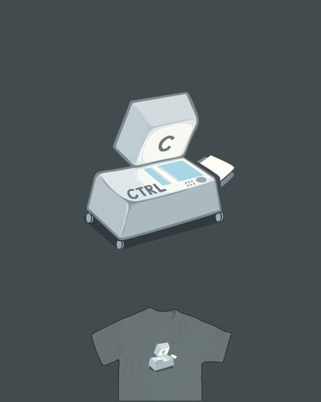Shortcut by nathanwpyle at gmail.com on Threadless