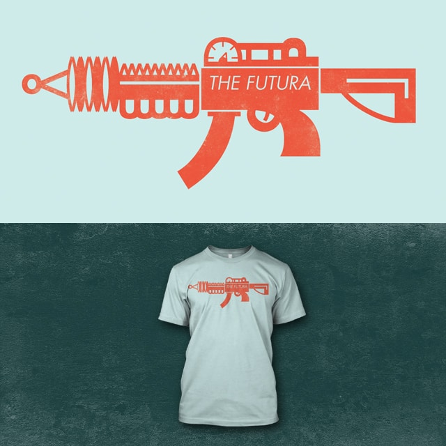 The Futura by Faymuss on Threadless