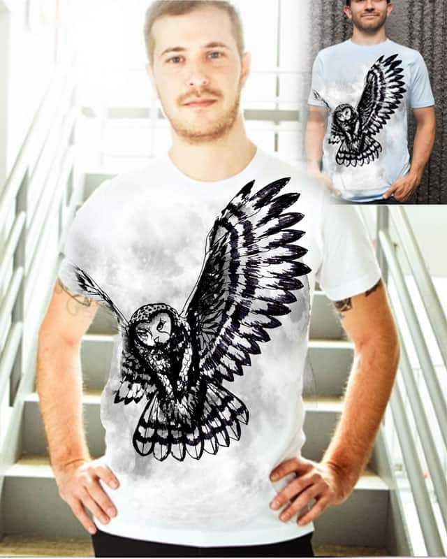Night Owl by solartez on Threadless