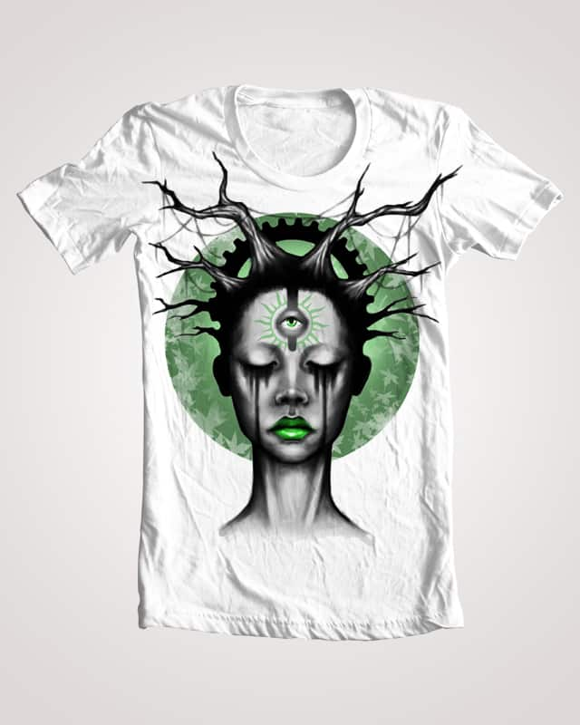 Mother's pain by My0wnEn3my on Threadless