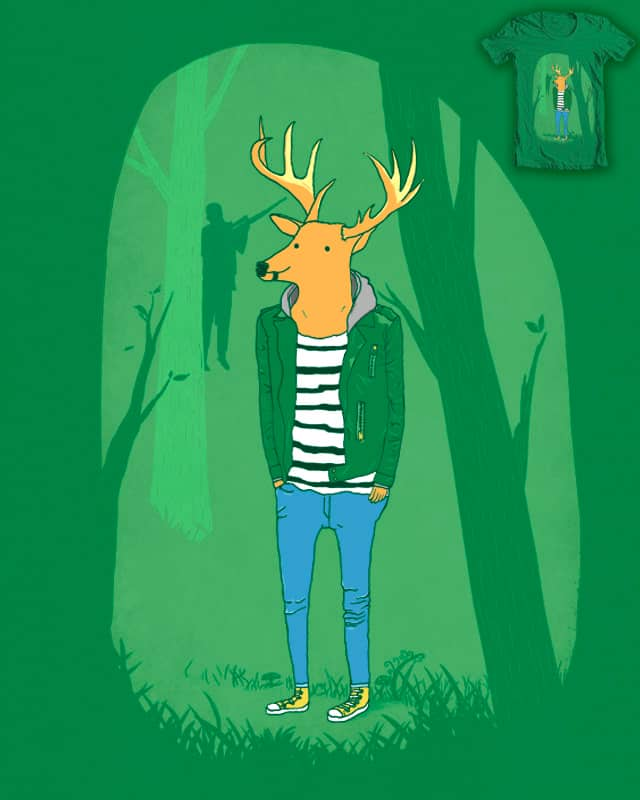 Forest Look by Calvin Wu on Threadless