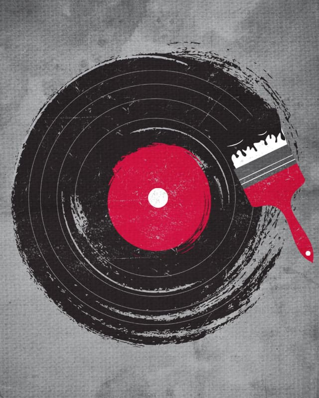 ART OF MUSIC by dandingeroz on Threadless