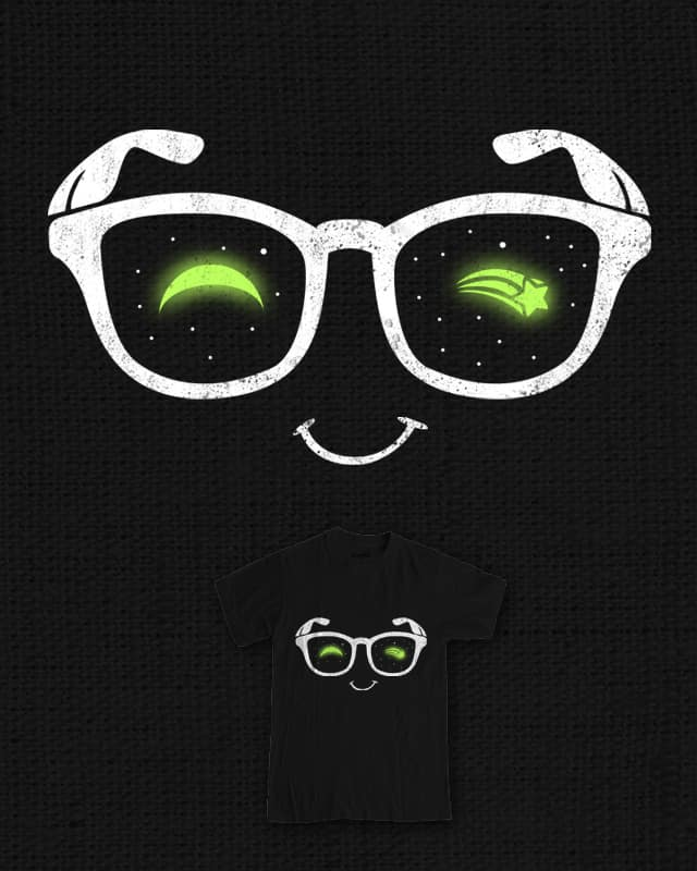 Nerd Night by dandingeroz on Threadless