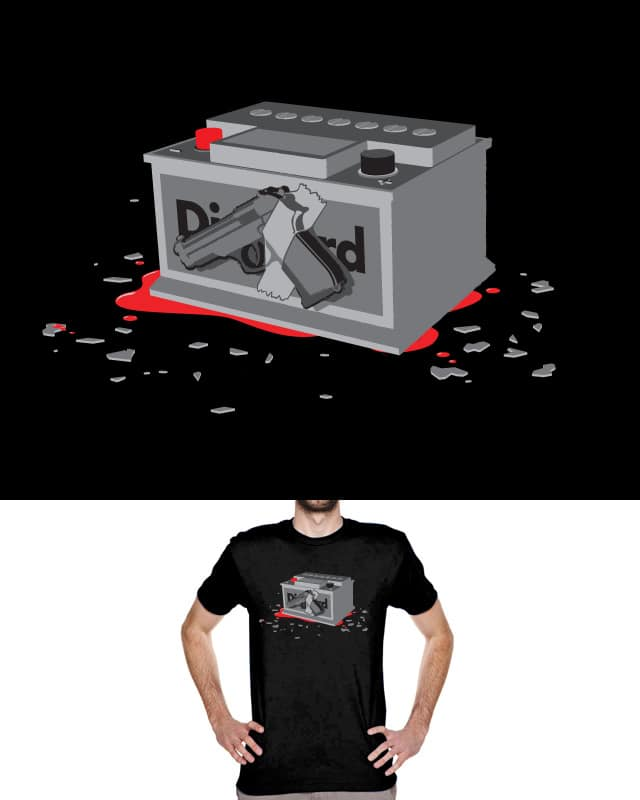 Battery McClane by phillydesigner on Threadless