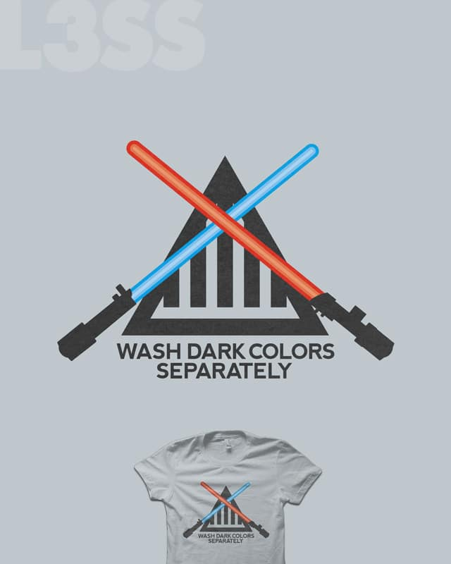 Jedi Care Instructions by quick-brown-fox on Threadless
