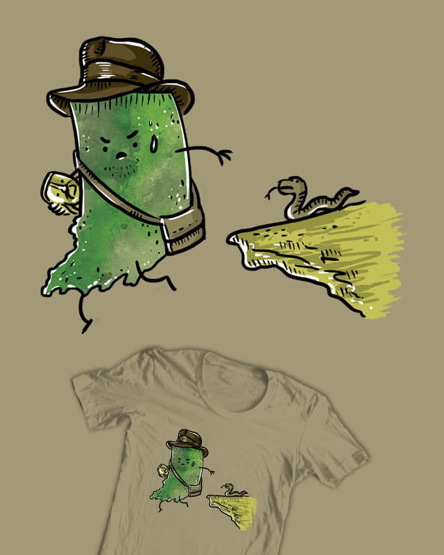 The State of Indiana Jones by TheInfamousBaka on Threadless