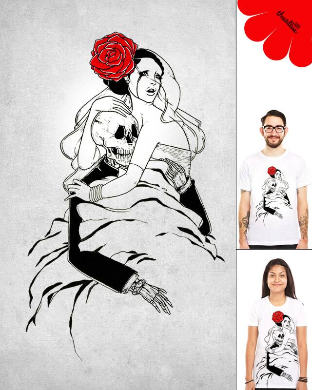 Forever Love by anwarrafiee on Threadless