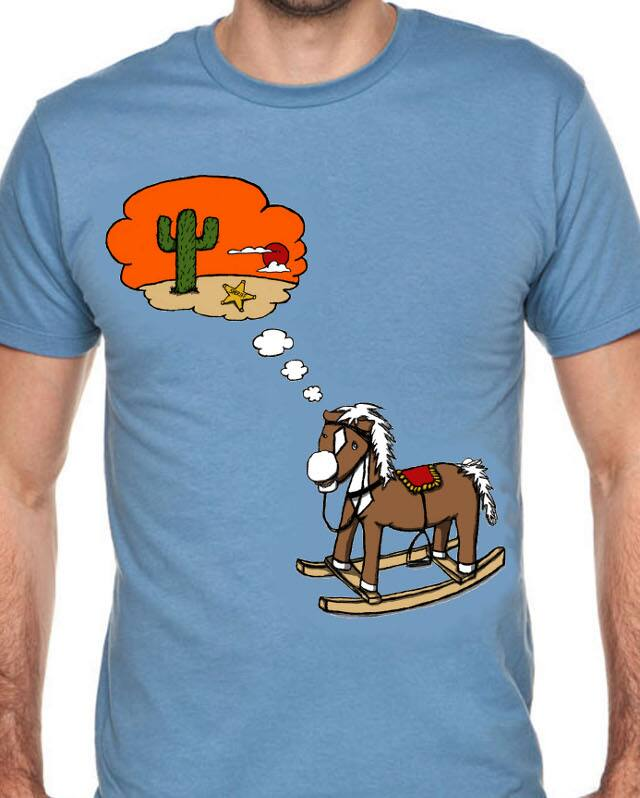 Pinto's Dream by Lady_V on Threadless