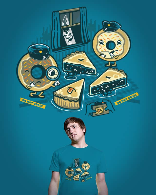 Sweet Murder by ibyes on Threadless