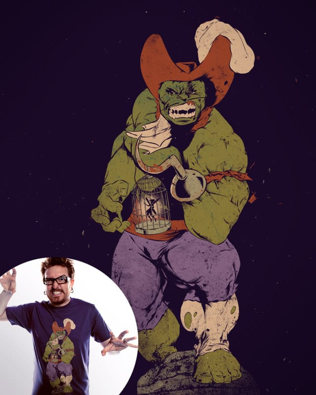 Captain Hoolk by verso.us on Threadless