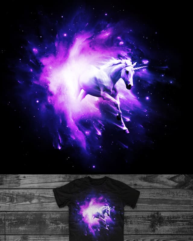 Return of the Unicorn by INDZ on Threadless